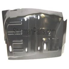 FLOOR PANEL FULL MUSTANG 64-70RIGHT